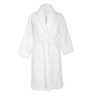 Witte Badjas Dames Heren Egyptisch Katoen Abyss Habidecor super-pile-robe-100