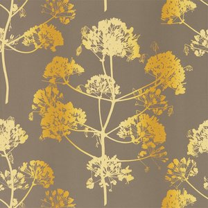 Behang Harlequin Angeliki 111403 mimosa - antique gold Callista collectie luxury by nature.jpg