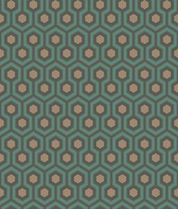 Cole and Son Hicks Hexagon 95/3018 behang