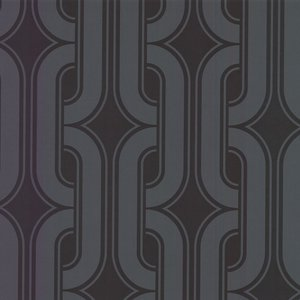 Behang Little Greene Lavaliers Cinder Luxury By Nature