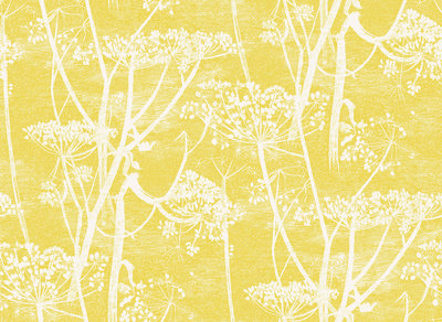 Behang Cole and Son Cow Parsley 66-7051 Contemporary Restyled Luxury By Nature