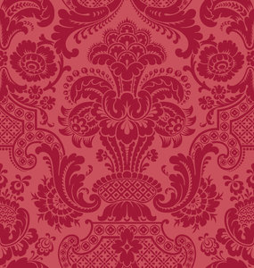 Behang Cole & Son  Petrouchka 108-3014 - Mariinsky Damask Collectie Luxury By Nature