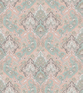 Behang Cole And Son Pushkin 108-8044 - Mariinsky Damask Collectie  Luxury By Nature