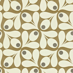 acorn spot orla kiely behang luxury by nature