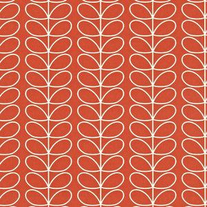 linear stem orla kiely behang luxury by nature