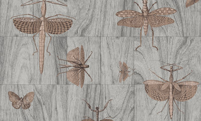 Behang Arte Wings-42000 - Ligna Collectie Luxury By Nature