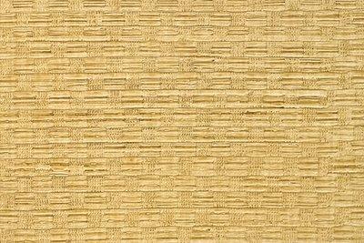 Behang Thibaut Banyan Basket T6843 Straw Luxury By Nature