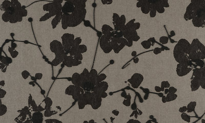 Arte Behang Flamant Metal Velvet Flower and Lin 18001 Luxury By Nature