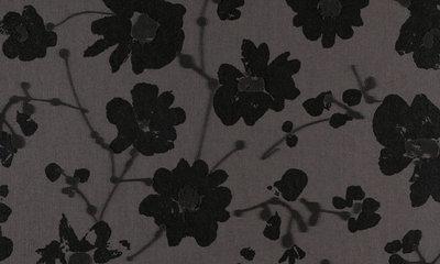 Arte Behang Flamant Metal Velvet Flower and Lin 18003 Luxury By Nature