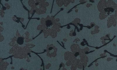 Arte Behang Flamant Metal Velvet Flower and Lin 18009 Luxury By Nature