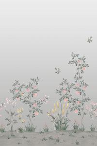 Tres Tintas Behang Chinella CH01 Chinoiserie