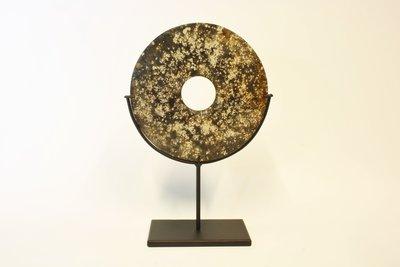Bi disc 21 x 33 cm