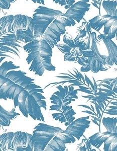 Gaston y Daniela Plantation behang Librería GDW-5449-004 luxury by nature