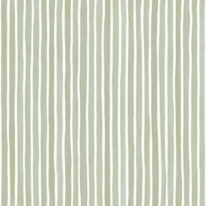 Strepen Behangpapier Croquet Stripe Luxury By Nature