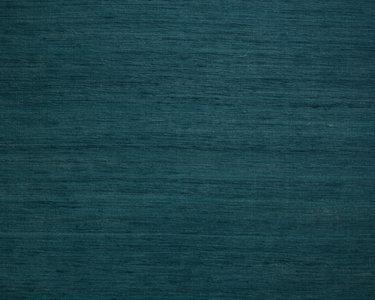 petrol blauw zijden behang silk dutch walltextile co
