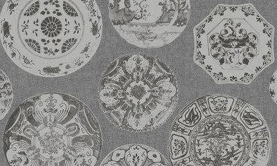 Arte Flamant behang Ceramique behangpapier Les Memoires 80070