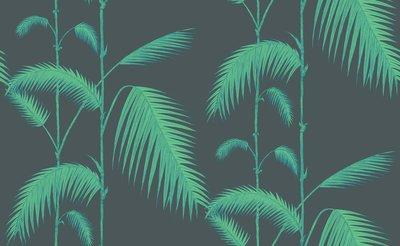 Cole & Son Palm Leaves behang Icons behangpapier 112/2007