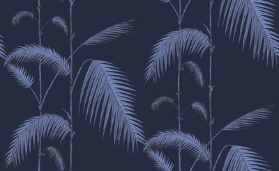 Cole & Son Palm Leaves behang Icons behangpapier 112/2008