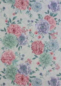 Matthew Williamson Duchess Garden Behang Belvoir w7147-03