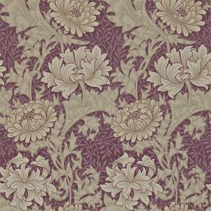 Behang William Morris Chrysanthemum Morris & Co 212548