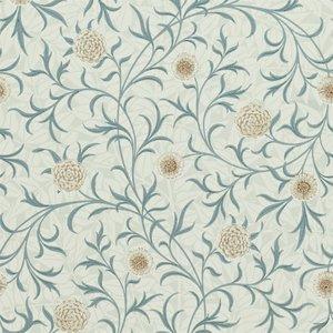 William Morris Scroll behang Morris & Co Archive 210362