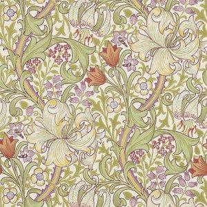 William Morris Golden Lily behang Morris & Co Archive 210399