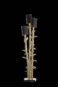 mysterious bamboo pieter adam vloerlamp
