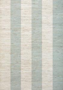 Crossroad Stripe Thibaut aqua grasscloth-resource-4-thibaut T72803