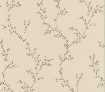 Milton Behang 1838 Wallcoverings 1601-103-04 Taupe