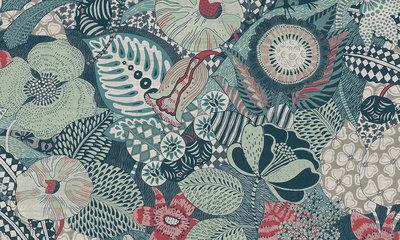 ARTE Behang Euphoria Curiosa behang collectie 13550