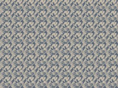 MC Escher Eight Heads behang 23162 acht hoofden Escher behang