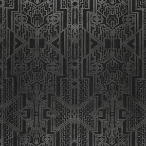 Ralph Lauren Brandt Geometric PRL 5011-05 CHARCOAL