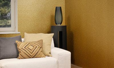 5 Uur Live Behang Goud / Brons Kopen - Luxury By Nature