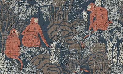 ARTE behang Langur Curiosa behangpapier collectie 13532