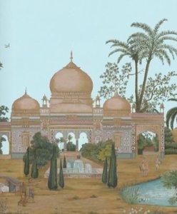 IKSEL Hindustan behang panorama behang
