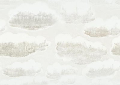 MC Escher Wolken behang 23135 Escher Clouds Wallcovering