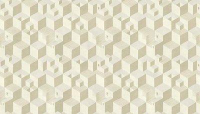 MC Escher cube behang 23152 Escher wallcovering cube 23152