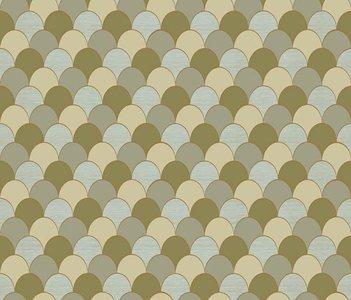 MC Escher Scales 23111 behang MC Escher scales wallcovering 23111