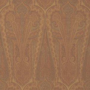 Mulberry Home Behang Troika Paisley Spice