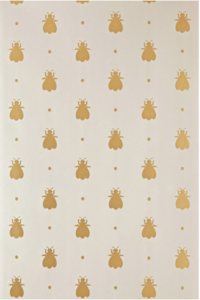 Farrow and Ball Bumble Bee Behang BP525