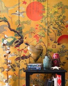 Mind the Gap Byobu Metallic WP20295 behang