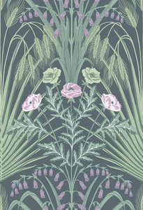 Cole and Son Bluebell behangpapier 115-3009
