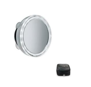 Spiegel Met Zuignap.Decor Walther Make Up Spiegel Bs 10 Zuignap En Led