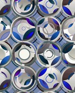 Kit Miles Behang Cylinders luna mica 802
