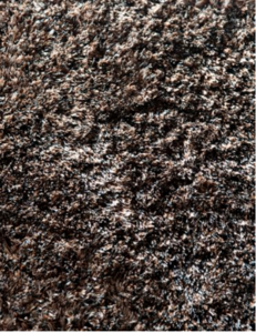 EBRU Carpets STEP-040-030-Brown-Mix-vloerkleed-detail