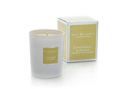 Max Benjamin Geurkaars Lemongrass Ginger 190 gram