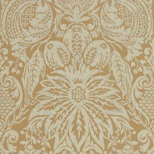 Zoffany Mitford Damask Behang Darnley Behang Collectie 312862