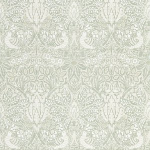 Morris Co Pure Dove and rose behang pure morris north behang collectie 216522