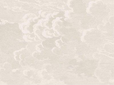 Fornasetti Nuvolette behang zachte tinten