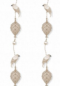 Kit Miles Pendants and Ornamental Birds Behang 8941 4003